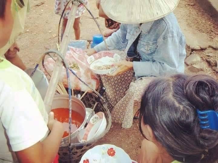 บุรีรัมย์-ตำนานความอร่อยตามหมู่บ้าน ขนมจีนหาบเร่เดลิเวอรี่ ในความทรงจำของคุณ